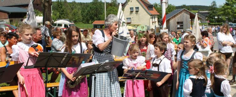 Musikantenfest lockt die Massen