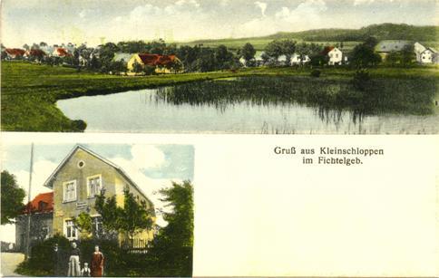"""""""Alte"""" Ansichtskarte"""
