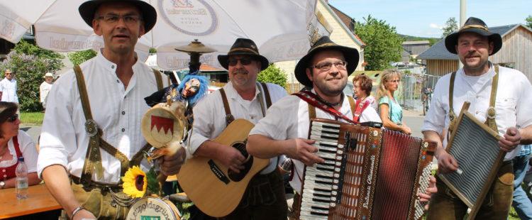 Musikantenfest geht in die nächste Runde