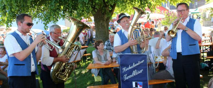 Musikantenfest feiert am 3. Juni 2018 Jubiläum