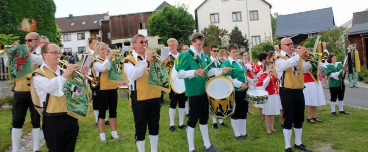 Das Musikantenfest Kleinschloppen rückt näher