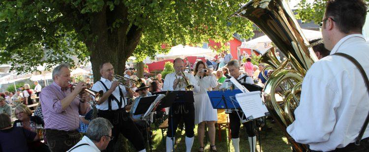 Musikantenfest Kleinschloppen abgesagt